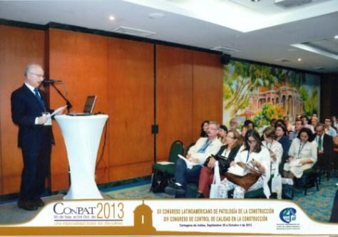 Presentación en Conpat 2013