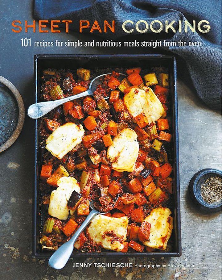 Pan Sheet cooking by Jenny Tschiesche