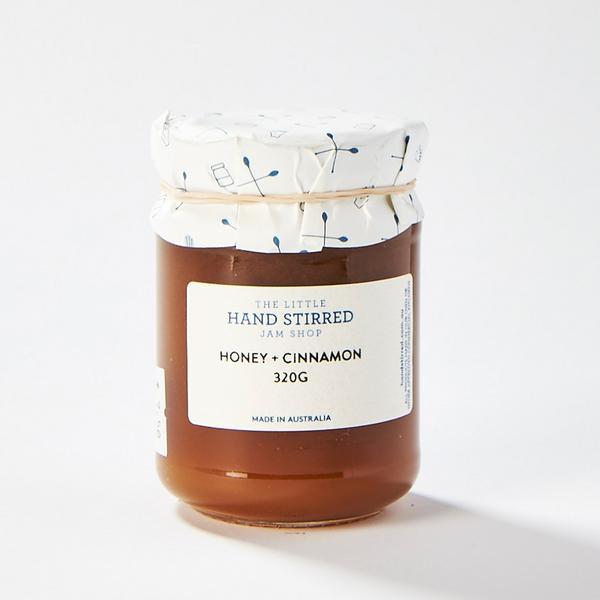 Honey + Cinnamon, The Little Hand Stirred Jam Shop