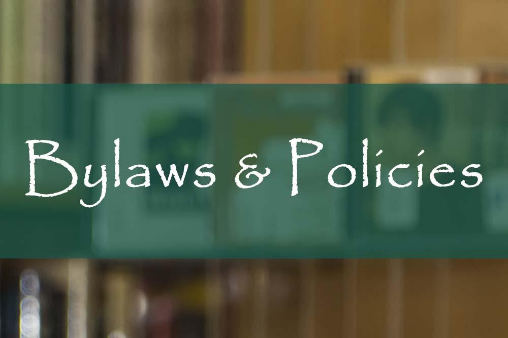 FOL Bylaws & Policies