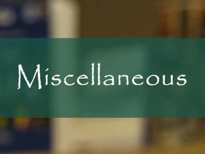 FOL Miscellaneaous
