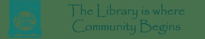 Fernandina Friends of the Library Logo