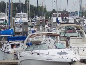 Fernandina Harbor Marina, Full Berths, Clean Marina