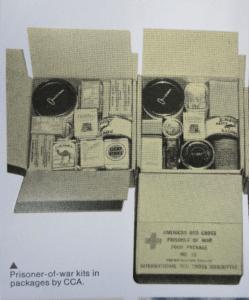 American POW kits in CCA packaging