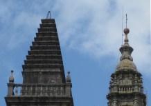 Torres de la Catedral y del Claustro