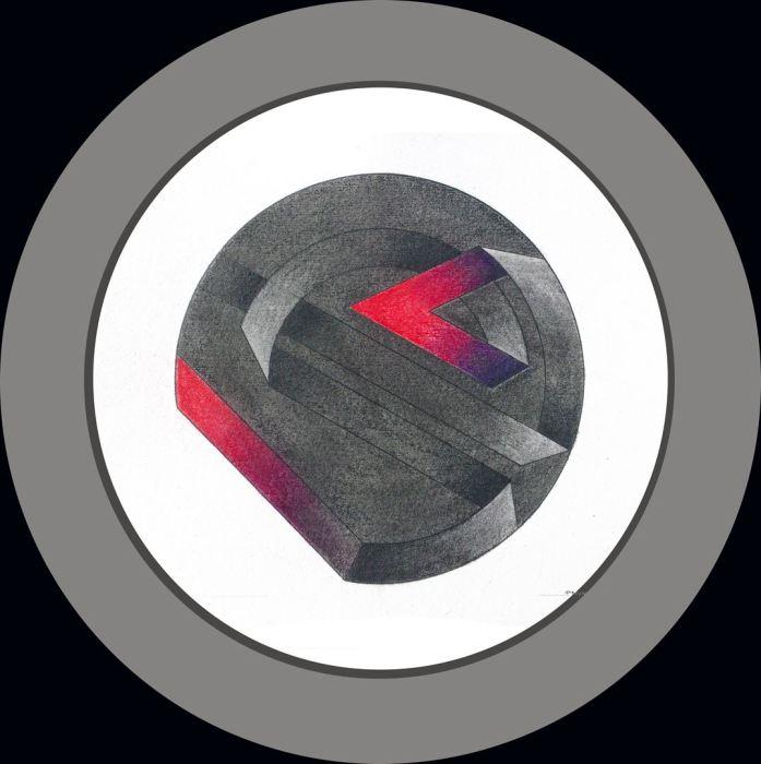 SERIE LACERIAS - INCANDESCENTE 2014, pastel, papel, 30 x 30 cms.