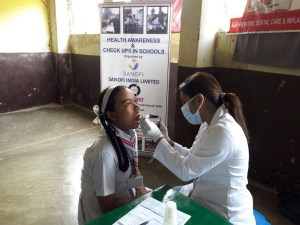 School Dental Camps  Dr  Denise reflects: | Dr  Fernando