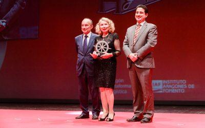 Grupo Hierros Alfonso premio Pilot 2017 a la excelencia en la logística