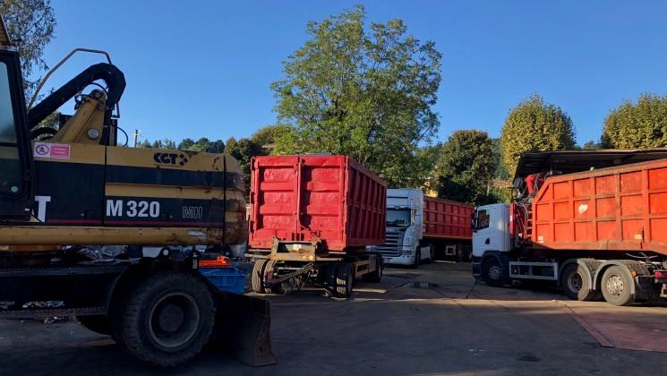 Fernando Pareti, rottami metallici, demolizioni industriali, noleggio container, rottami non metallici, rifiuti speciali non pericolosi