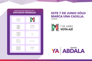 ABDALA - vota así