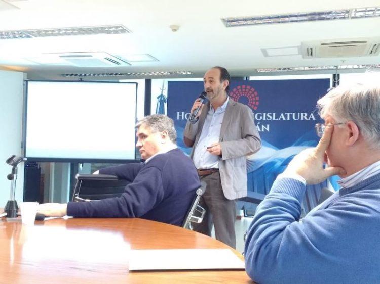 Ing. Agr. Agustín Sanzano EEAOC