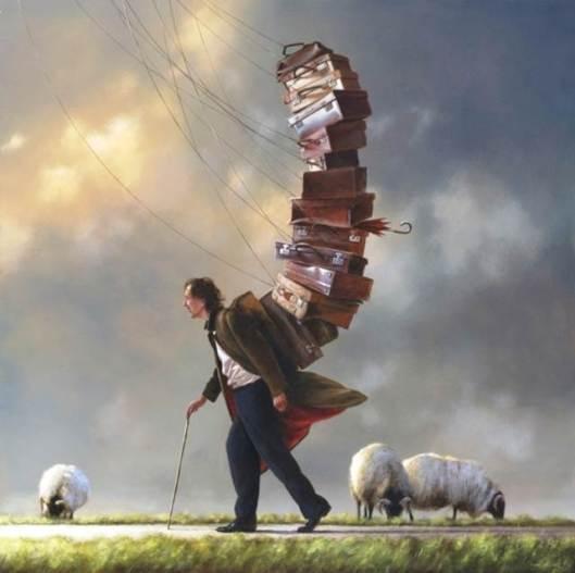 Ilustración del irlandés Jimmy Lawlor.