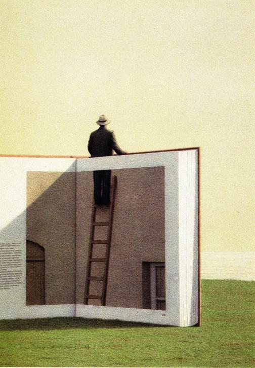 Ilustración de Quint Buchholz