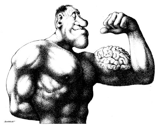 Ilustración de Claude Serre.