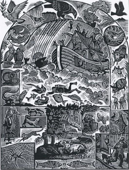 Ilustración de John Lawrence