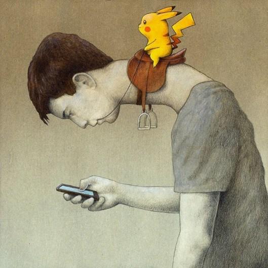 Ilustración de Pawel Kuczynski