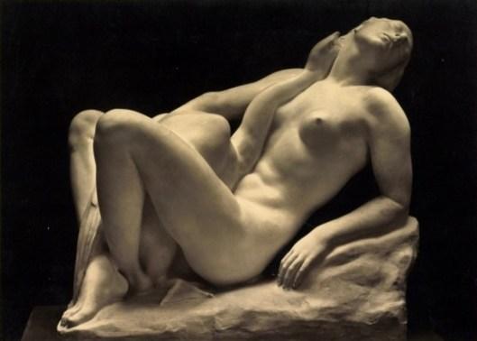 Josef Thorak Leda y el cisne