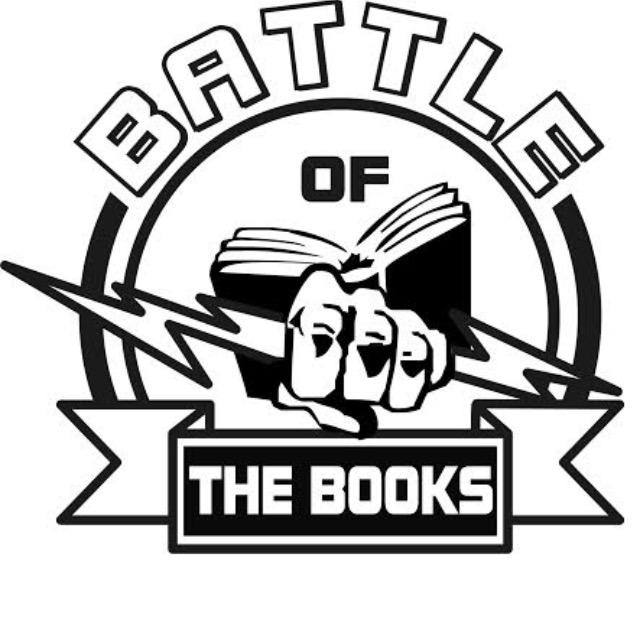 WHAT BOOK ARE YOU READING FOR THE BATTLE OF THE BOOKS
