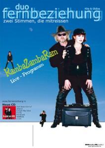 Fernbeziehung - Rambazambaram Tour 2014
