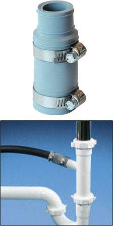 Dishwasher Drain Connection Kit : dishwasher, drain, connection, Dishwasher, Drain, Adapter, Sweet, Glass