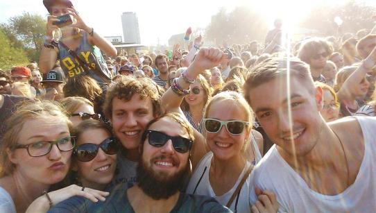 Dockville Festival in Hamburg: Einfach mal loslassen!
