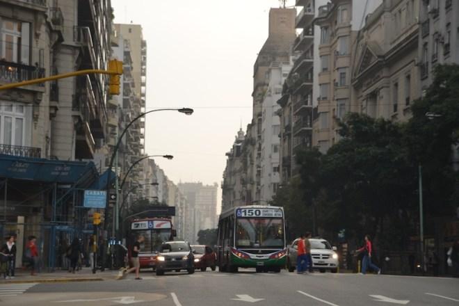 Buenos Aires Sehenswuerdigkeiten und Viertel
