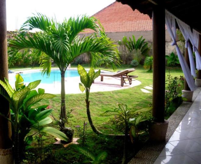 Unterkünfte auf Bali: Unsere Villa Jessica in Seminyak
