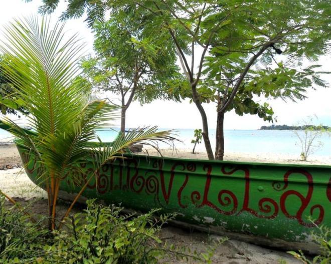 Auf Gili Trawangan findet ihr Entspannung in der idyllischen Natur