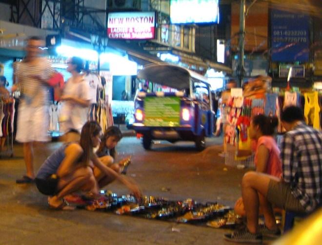 Bangkok in 2 Tagen Khaosan Road