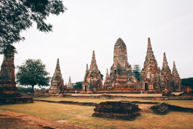 Thailand Tipps Ayutthaya Tempel