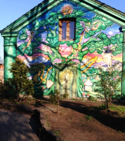 Eintauchen in eine andere Welt: Das Viertel Christiania in Kopenhagen