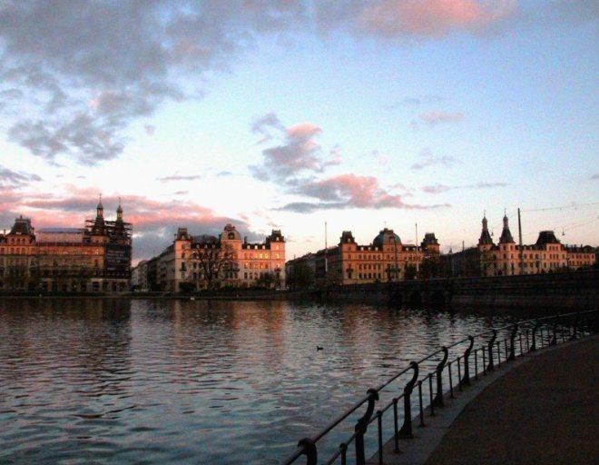 Tipp für Kopenhagen: Die Königin-Luisen-Brücke in Norrebro