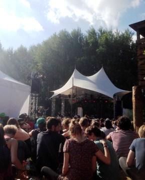 Sven Regener liest auf dem Immergut Festival