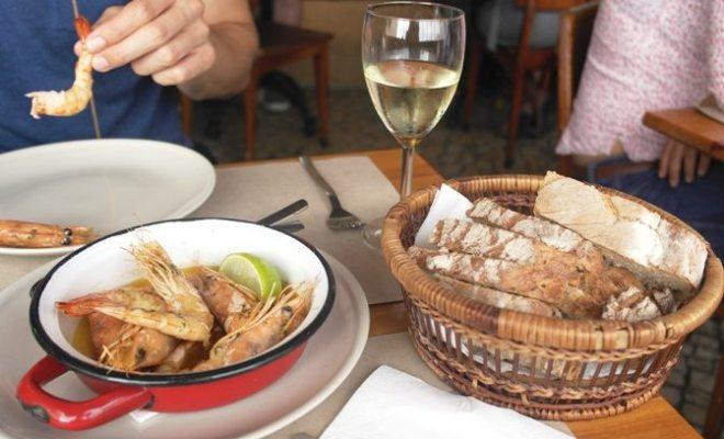 Top 10 Lissabon: Essen im Chapitos in der tollen Alfama (Portugal)