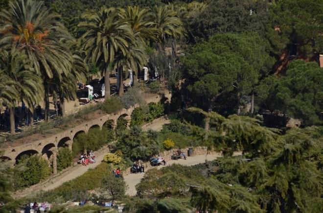 Einer meiner Tipps für Barcelona: Picknicken im Park Güell