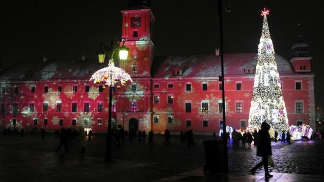Altstadt Warschau - Kurztrip über Silvester