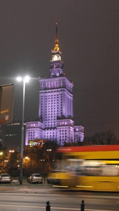 Der Kulturpalast in Warschau - Must-See für einen Kurztrip