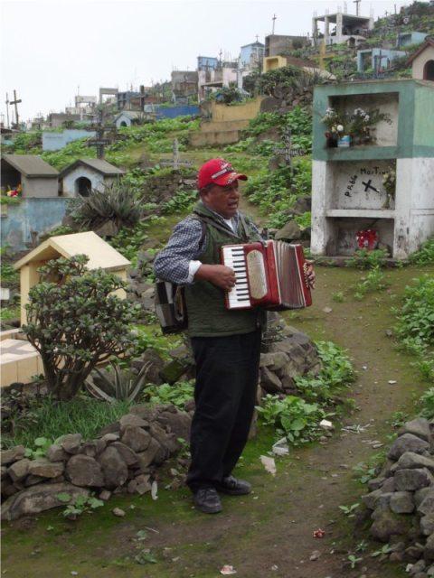 Friedhof Sementerio in Lima, Peru