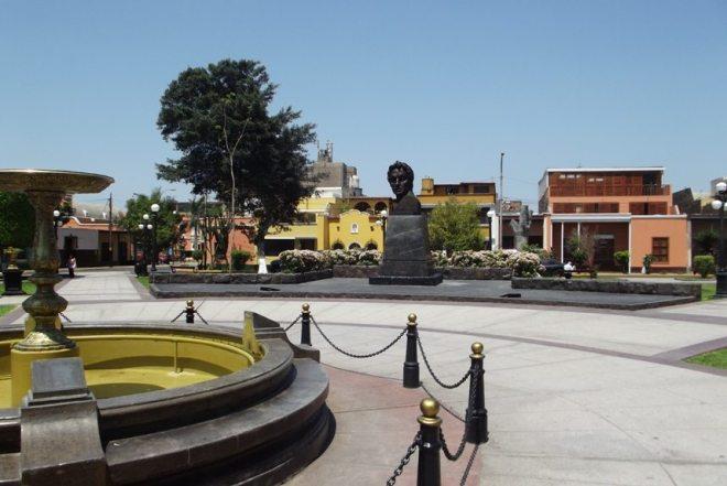 Stadtteil Pueblo Libre in Lima (Peru) gehört zu den schönsten Sehenswürdigkeiten