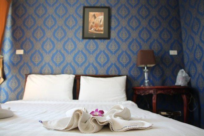 Schöne Zimmer im Catchada House - Hotelempfehlung Ao Nang, Krabi, Thailands Süden