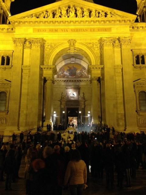 St-Stephans-Basilika Budapest