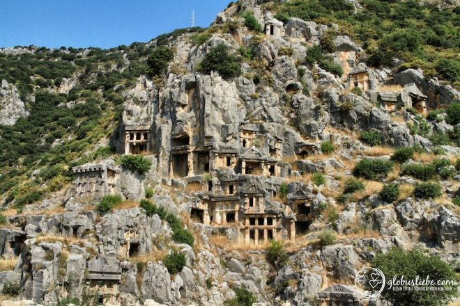 Myra, Türkei: Reisetipp für den Sommer