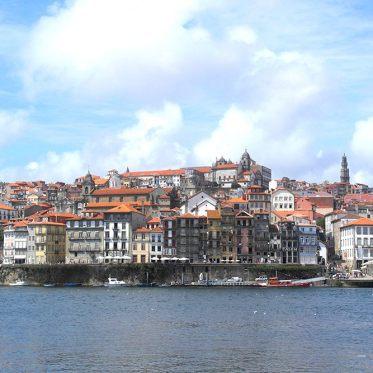 Porto Kurztrip Tipps Panorama-Blick auf die Ribeira