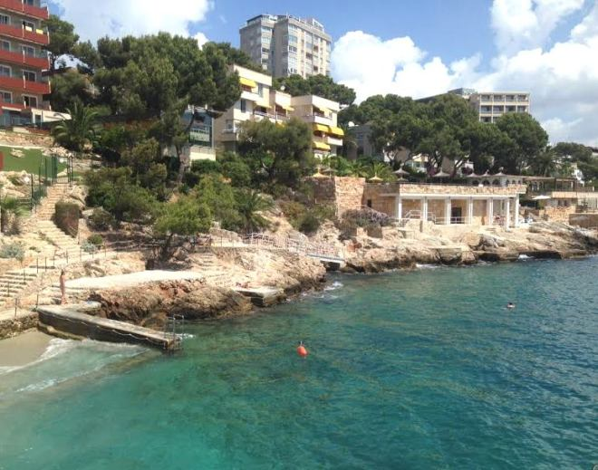 So schön kann Mallorca sein: Wären da nicht die vielen Hotels bei Illetes