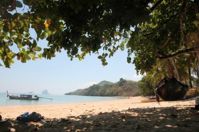 Entspannt: Insel Koh Yao Noi im Süden Thailands (Krabi)
