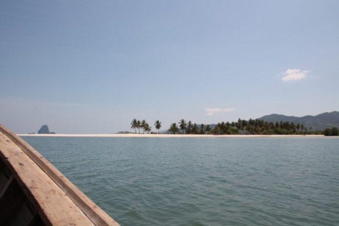 Schönster Strand in Krabi: Auf der Insel Koh Yao Yai in Thailand