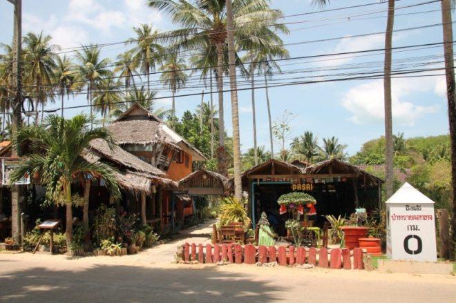 Pasai Beach Cottages direkt am Strand auf Koh Yao Noi in Thailand