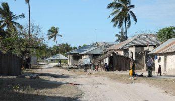 Dorf Matemwe auf Sansibar