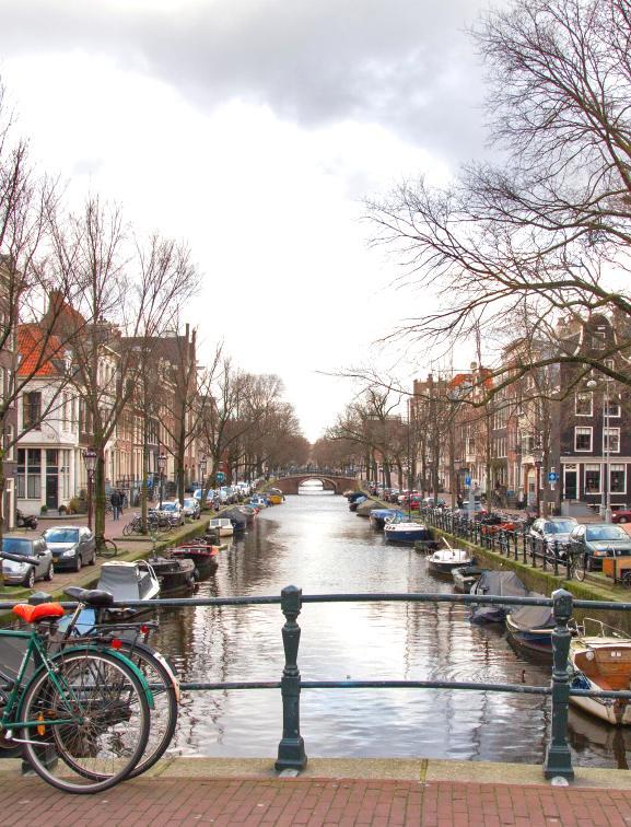 Amsterdam Highlights: Grachtenrundfahrt