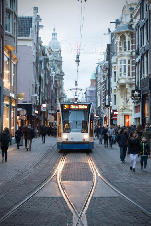 Amsterdam Highlights: Das Zentrum